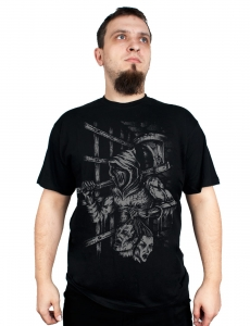 T-Shirt męski HEAD HUNTER