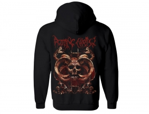 ROTTING CHRIST bluza Skull