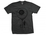 Eye balloon grey - tshirt męski