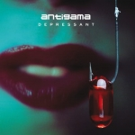 ANTIGAMA -  Depressant - CD/ jewelcase (2017)
