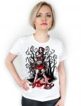 T-shirt RED HOOD (women)