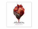 ANVISION -LOVE & HATE [CD/jewelcase]