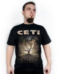 CETI - Snakes of Eden - t-shirt/men