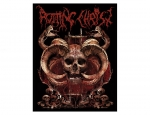 Rotting Christ flaga 70x90 cm Skull