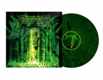 SCEPTIC - PATHETIC BEING - GREEN SMOKED LP /LIMITED!