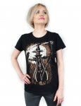 T-shirt SCARECROW (women)