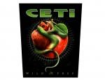 Ekran backpatch CETI Wild and Free