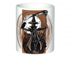 Mug SCARECROW (brown)