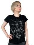 T-shirt HEAD HUNTER (women)