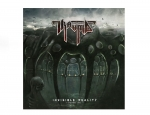 TRAUMA - Invisible Reality + Promo 1991 CD/jewel./ slipcase