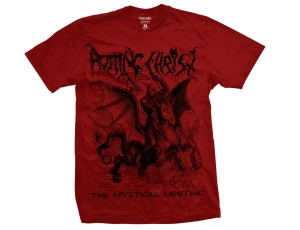 Rotting Christ - The Mystical Meeting- t-shirt/men