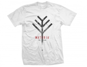 MATERIA - THE RISING - t-shirt/męski
