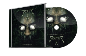 SCEPTIC - BLIND EXISTANCE - CD/jewel case