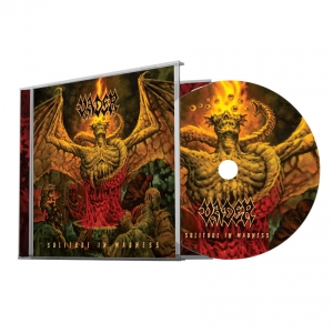 VADER - SOLITUDE IN MADNESS - CD/jewelcase