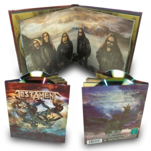 TESTAMENT The formation of damnation DELUXE EDITION/ CD+DVD