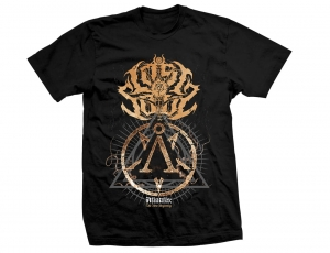LOST SOUL -ATLANTIS GOLD t-shirt/men