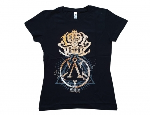 LOST SOUL - ATLANTIS -  t-shirt/women