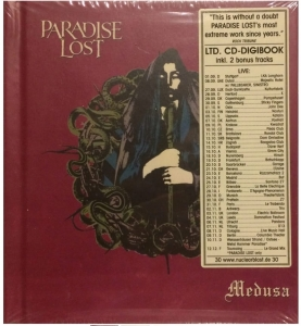 PARADISE LOST - MEDUSA -  Limited CD/ digibook