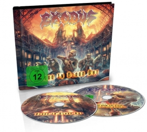 EXODUS - Blood In Blood Out - CD+DVD/ digibook