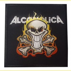 ALCOHOLICA - patch / vol.2
