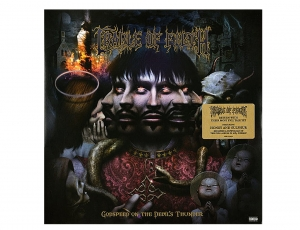 CRADLE OF FILTH - GODSPEED ON THE DEVIL'S THUNDER  - CD/jewelcase
