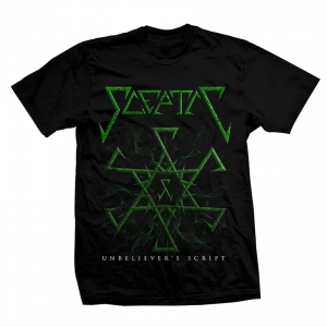 SCEPTIC - UNBELIEVER'S SCRIPT - t-shirt/men