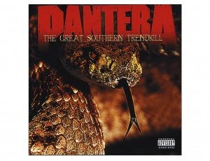 PANTERA - The Great Southern Trendkill - CD/jewelcase