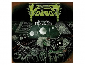 VOIVOD- Killing Technology (Deluxe) -2xCD+DVD/ digipack