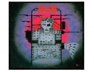 VOIVOD - DIMENSION HATROSS – 2xCD +DVD/ digipack