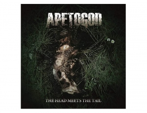 APE TO GOD - The Head Meets The Tail – CD/jewelcase