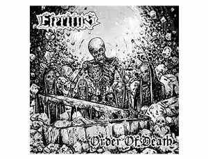 ETERITUS - Order Of Death – CD/jewelcase