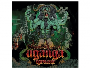 UGANGA - Opressor – CD/ jewelcase