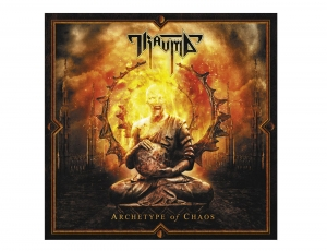 TRAUMA - ARCHETYPE OF CHAOS - LP splatter/ Gatefold