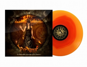 DARZAMAT - A Philosopher at the End of the Universe - LP/ red - orange