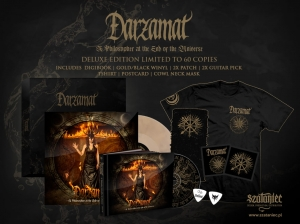 PRE-ORDER! DARZAMAT - A Philosopher at the End of the Universe - LIMITOWANY BOX