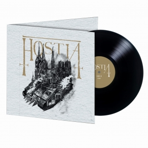 HOSTIA - Carnivore Carnival - LP/czarny winyl +download code