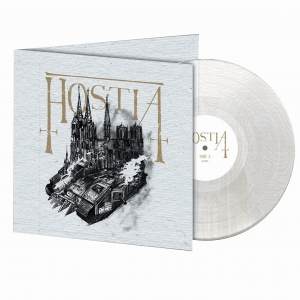 HOSTIA - Carnivore Carnival - LP/ Clear vinyl +download code