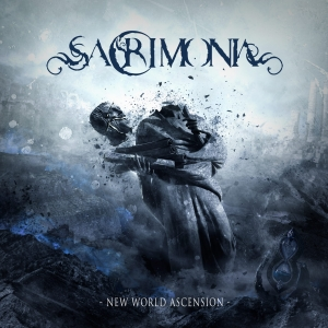 SACRIMONIA - New World Ascension - CD/ digipack