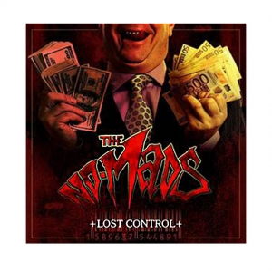 NO-MADS - LOST CONTROL - CD/ jewelcase