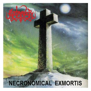 BETRAYER - Necronomical Exmortis/Forbidden Personality '90 '91- CD/ jewelcase (2019)