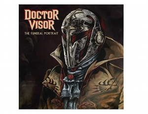 DOCTOR VISOR - The Funeral Portrait - CD/ jewelcase (2020)