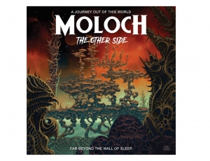 MOLOCH -  The Other Side - CD/ jewelcase (2018)
