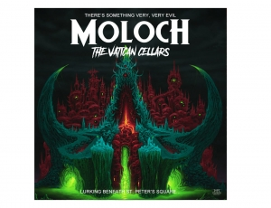 MOLOCH - The Vatican Cellars - 2CD/ digipack (2017)