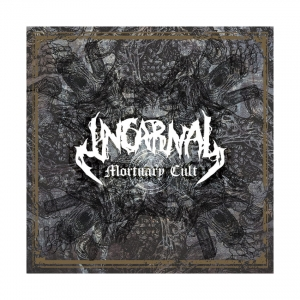 INCARNAL - Mortuary Cult - CD/ jewelcase (2017)