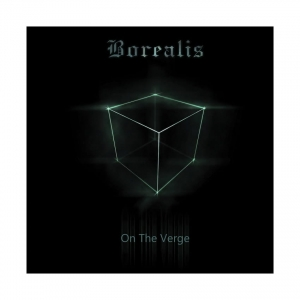 BOREALIS - On the Verge - CD/ jewelcase (2018)