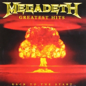 MEGADETH - Greatest Hits - CD/ jewelcase (2005)