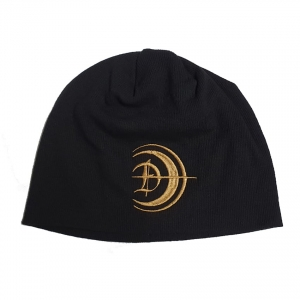 DARZAMAT - winter hat with gold embroidery