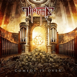 TRAUMA - Comedy is Over - CD/ jewelcase/ slipcase (2017)