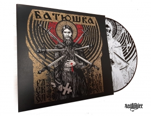 BATUSHKA - RASKOL - LP BLACK WINYL - LIMITED!!!