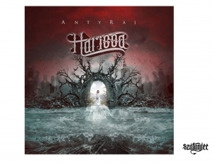 HARISSA - Antyraj - CD/ digipack (2019)